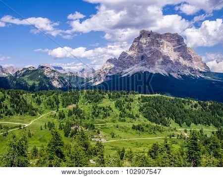 Monte Pelmo - Dolomites - Italy