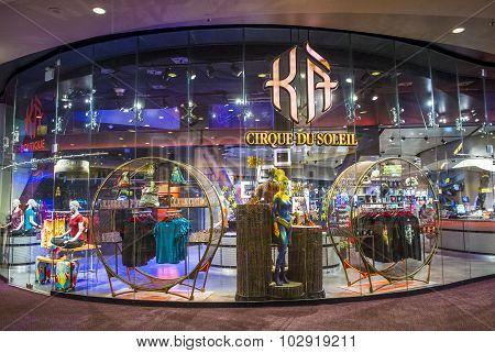 Las Vegas Ka