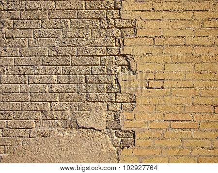 Background Image Of Old Vintage Brick Wall