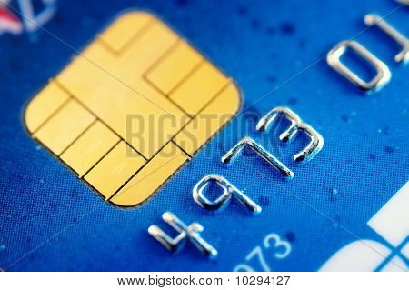 Smart card chip