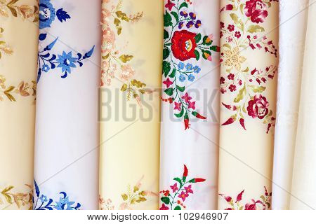 Souvenir Towels With Embroidery, Romania