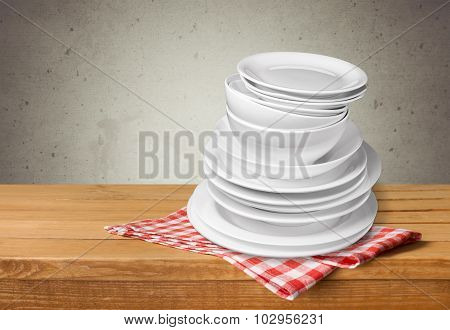 Plate Stack.