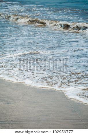 Kuta beach in Bali Indonesia