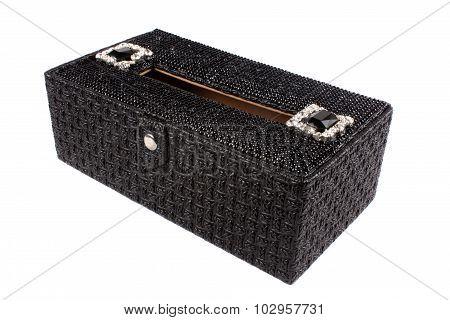 Luxurious Tissue Holder