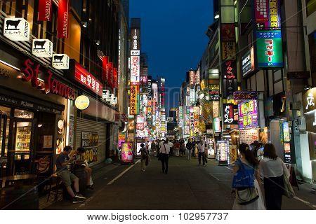 Kabukicho Street