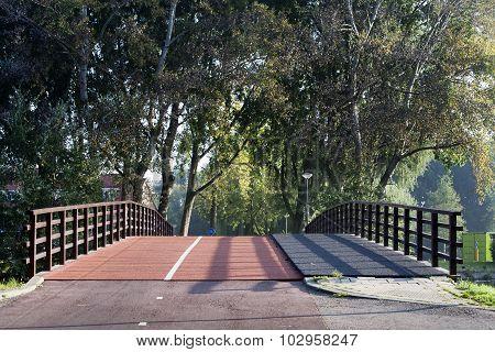 Bicycle Lane Bridge