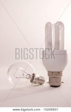 new bulb old bulb