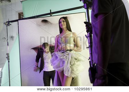 Oksana Fedorova' clip making