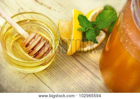 Healthy food - honey