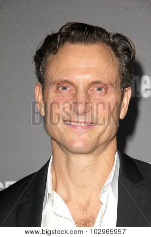 LOS ANGELES - SEP 26:  Tony Goldwyn at the TGIT 2015 Premiere Event Red Carpet at the Gracias Madre on September 26, 2015 in Los Angeles, CA