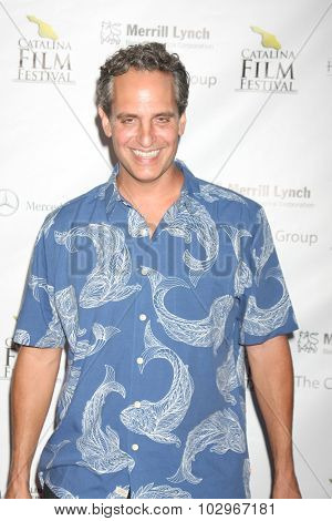 LOS ANGELES - SEP 25:  Adam Collis at the Catalina Film Festival Friday Evening Gala at the Avalon Theater on September 25, 2015 in Avalon, CA