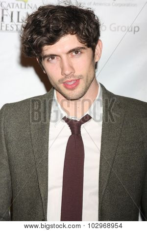 LOS ANGELES - SEP 25:  Carter Jenkins at the Catalina Film Festival Friday Evening Gala at the Avalon Theater on September 25, 2015 in Avalon, CA