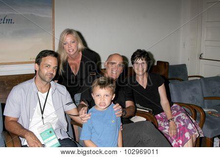 LOS ANGELES - SEP 25:  Short Film Blok Attendees at the Catalina Film Festival Short Film Block at the Avalon Community Church on September 25, 2015 in Avalon, CA