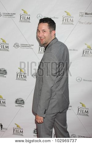 LOS ANGELES - SEP 25:  Quinn P Smith at the Catalina Film Festival Friday Evening Gala at the Avalon Theater on September 25, 2015 in Avalon, CA