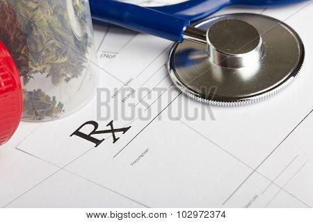 Legal Drugs Concept