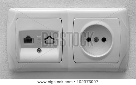 Electricity Outlet