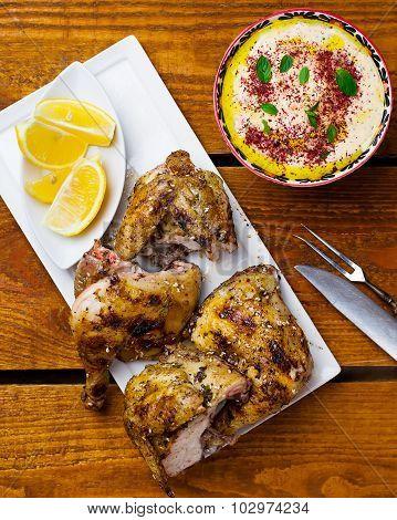 Chicken A Grill