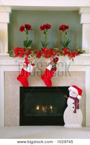 Christmas Decor At Home