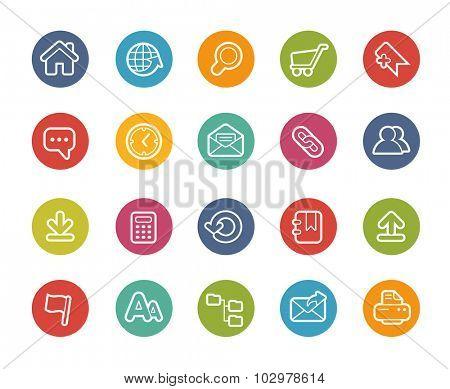 Website Icons // Printemps Series