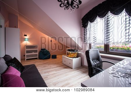 Cozy Room For Teenager