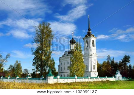Church in country