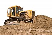 picture of dozer  - A tracks - JPG