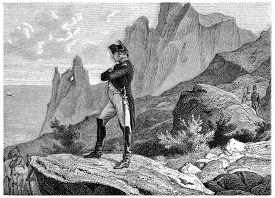 stock photo of bonaparte  - Napoleon at St - JPG