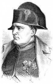 stock photo of politician  - Napoleon - JPG