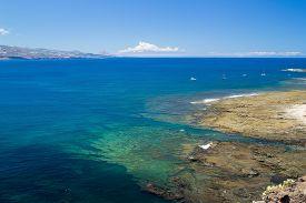 foto of naturist  - Gran Canaria El Confital beach on the edge of Las Palmas La Isleta peninsula cloud - JPG