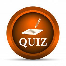 picture of quiz  - Quiz icon - JPG