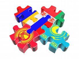 stock photo of armenia  - Puzzle  - JPG