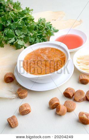 Asian food series:shark fin