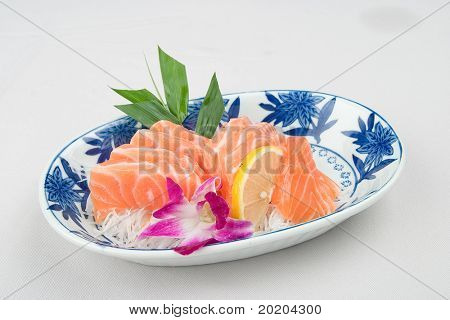 Asian food series:japanese food - seafood and radish