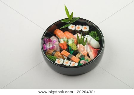Asian food series:food in bowl