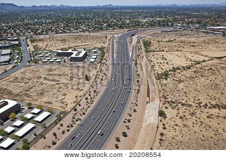 Loop 101 Pima Freeway