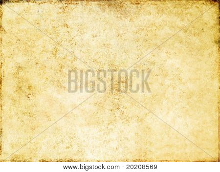 lovely brown background image with interesting earthy texture similar to that of old paper