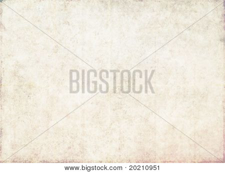 lovely light background image with the texture of old paper