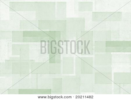 geometric green background image