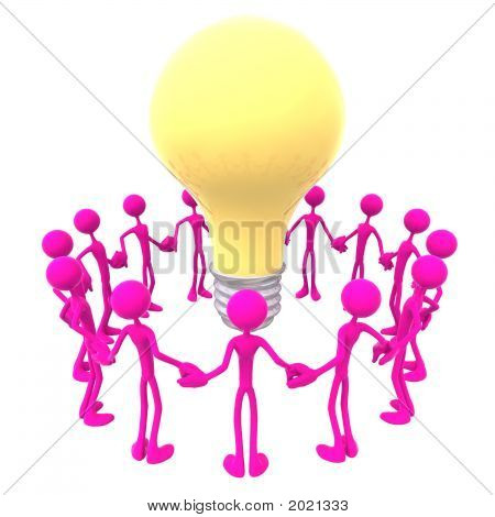Unidad de Idea compartida del grupo