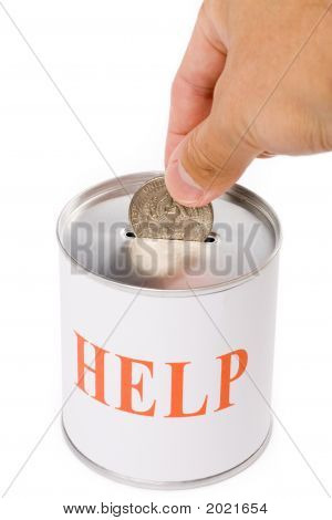 Caixa de ajuda