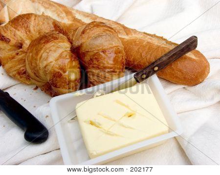Breakfast, Fresh Bread.