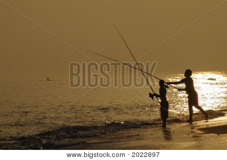 Fishing Golden Days