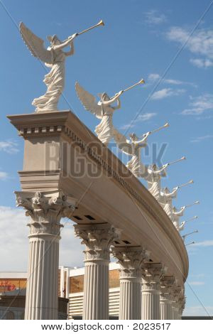 Caesars Palace In Las Vegas, Nevada