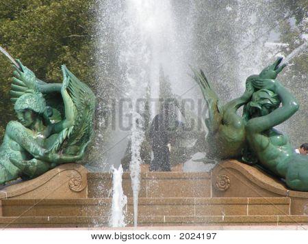 Swann Memorial Fountain en Logan Square 1