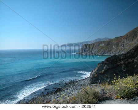 Pacific Ocean  North Coast California