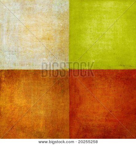 farbigen Hintergrundbild mit erdigen Textur