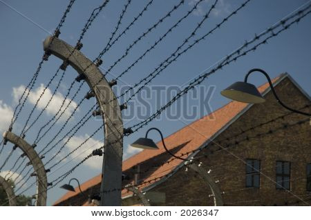Auschwitz - Barbed Wire