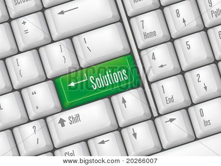 keyboard buttons - solution