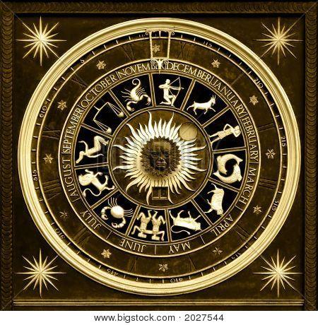 Zodiac Sephia
