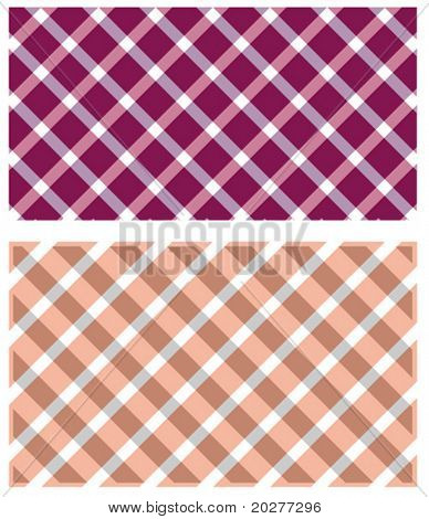 Abstract ornamental geometric forms in retro colors scheme. All shapes and colors you can easily change